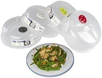 Envase Microondas / Tapas de micro ondas - Regulador blanco ...