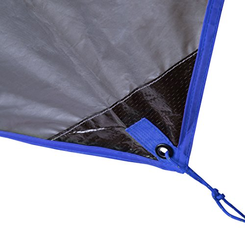 Bear Butt Rain Fly (Blue)