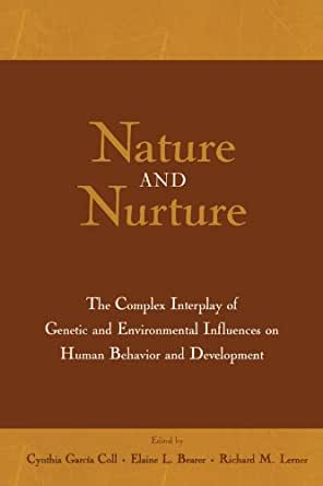 influences of nature and nurture Nature vs nurture and its affect on intelligence, personality, and behavior neerav shah ib diploma student  (nature) influences personality and behavior is.