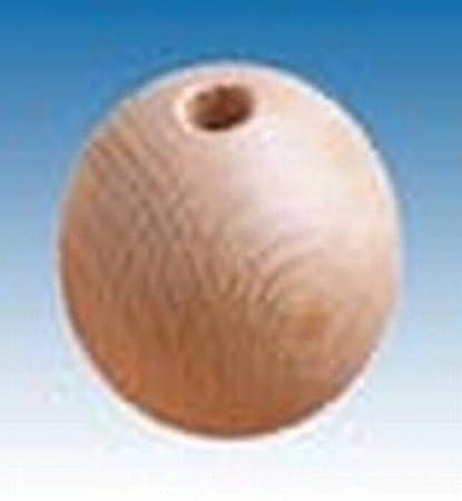 (O 18mm 10 Stk.) - Knorr Prandell Wooden Balls - 18mm 182