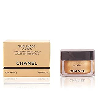 Chanel Sublimage La Creme Ultimate Skin Regeneration Cream for Unisex, 1.7 Ounce