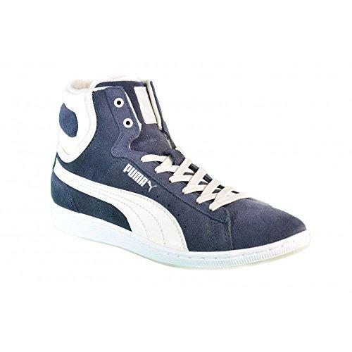 Puma , Baskets mode pour femme Bleu noir foncé Bleu