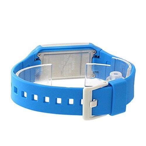 Amazon.com: Casio General Ladies Watches Poptone LDF-50-2DR - WW: Watches