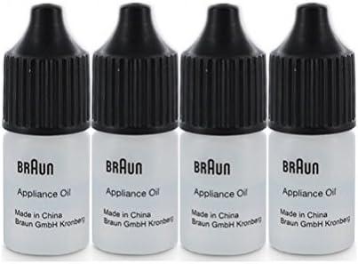 Bottiglietta aceite lubricante para afeitadora eléctrica Braun ...