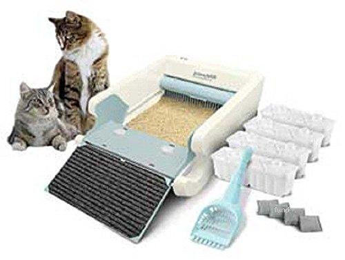 Automatische Selbstreinigende Katzentoilette Littermaid LM980