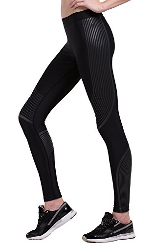 Honenna Womens Workout Printed Leggings