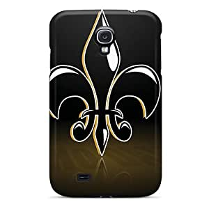Durable New Orleans Saints Back Cases/covers For Galaxy S4