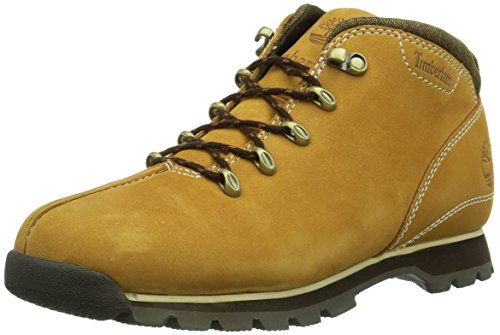 Sole Low Top Boots (Timberland Mens Earthkeepers Split Rock Wheat Work Boot - 9 M)