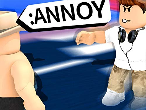 Clip: Roblox Admin Commands Ruined Their Roblox Experience