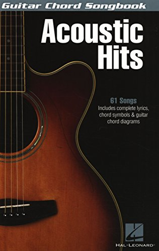 (Acoustic Hits: Guitar Chord Songbook)