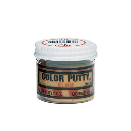 Color Putty Company 108 Color Putty 3.68 Ounce Jar, Light Oak, 3.68-Ounce