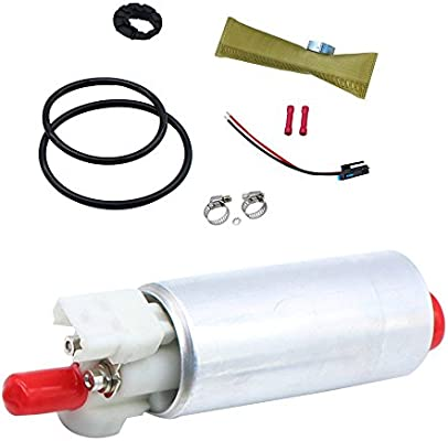 Electric Fuel Pump EP386 E3902 BOSCH 69238 /& Strainer With Installation KIT