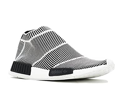 Adidas Nomad Runner City Sock Primeknit NMD_CS1 PK Core Black Vintage White S79150 SIZE 12