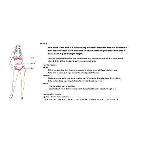 piece V 2019 Beach Bathing Girl neck Swimsuit Black Shengyunpio Suit One Backless Women L Embroidery Swimwear Bandage wqOxSOtvY