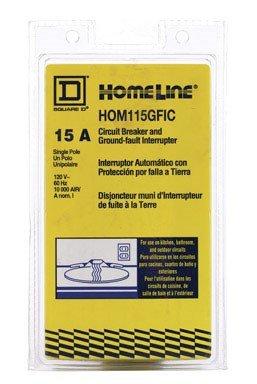 Homeline Circuit Breaker 15 Amp Cd
