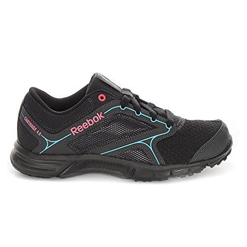 Reebok Cartago RS 4,0 M43397 FROZEN morado PURPLE SHADOW ULTIMA PURPLE color talla 38 - 42 Violeta - BLACK/GRAVEL/FLIGHT BLUE/TRES SORBET