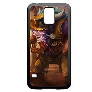Alistar-004 League of Legends LoL For Case HTC One M7 Cover - Hard Black