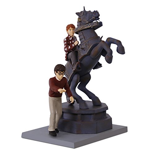Hallmark Keepsake 2017 HARRY POTTER A Dangerous Game Sound Christmas Ornament