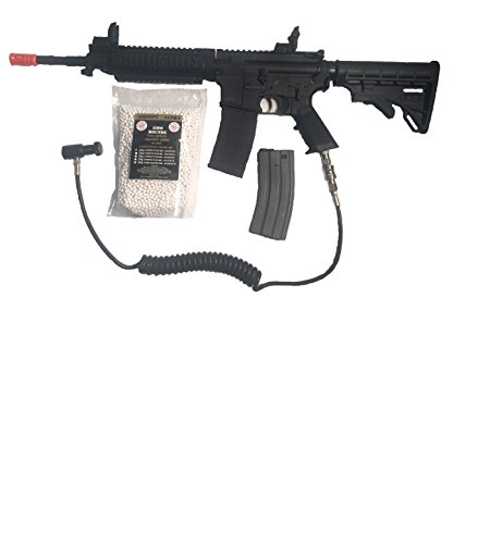 gas airsoft m4 - 9