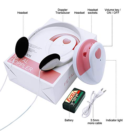 Wireless Baby Monitor with...