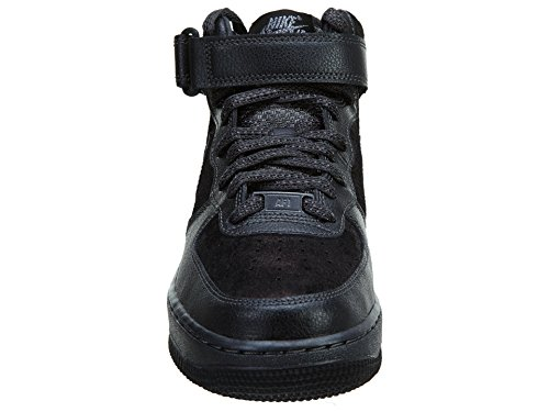 para 1 Mid Hematite Mtlc Negro Hematite de Nike Force PRM Mujer Zapatillas '07 W Air Deporte Mtlc qXAUf