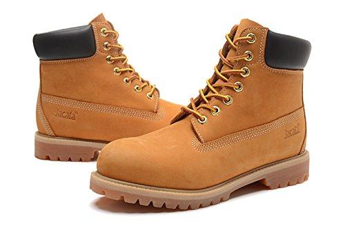 Jacata Mens 6 Wedge Waterproof Work Boot