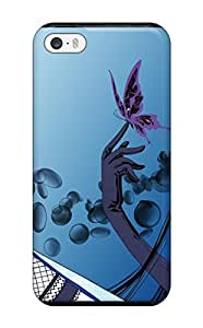 High Impact Dirt/shock Proof Case Cover For Iphone 5/5s (xxxholic)