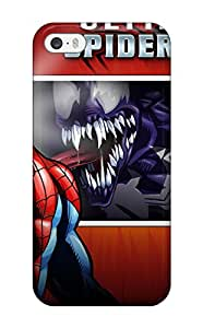 New DKp-2457WXKTgWDV Spider-man Tpu Cover Case For Iphone 5/5s