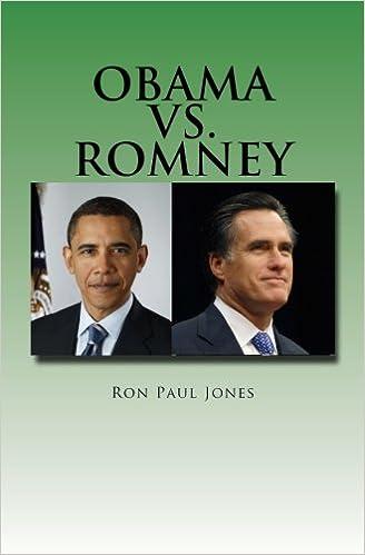 Obama vs. Romney: Amazon.es: Jones, Ron Paul: Libros en ...
