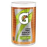 Gatorade 13163 Instant Powder Sticks, Lemon/Lime, 20 oz. (Pack of 64)