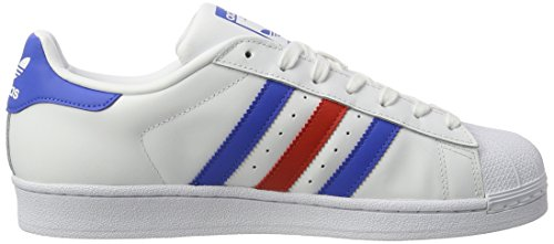 Deportivas Red Superstar Blanco Bb2246 Blue ftwwht Adidas wq067E