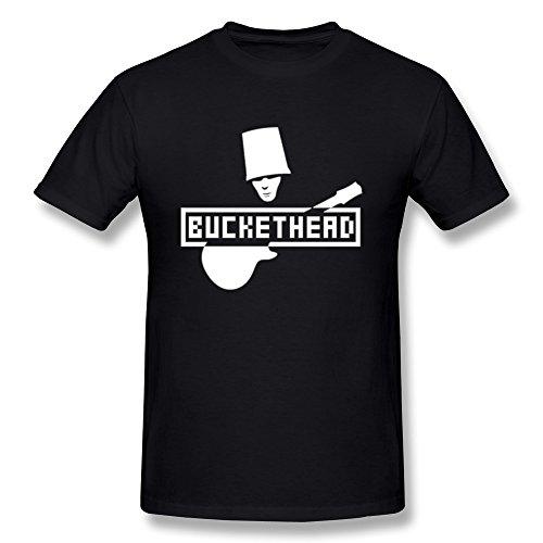 XinYuan Men's Brian Carroll Buckethead Sign T Shirt XXL