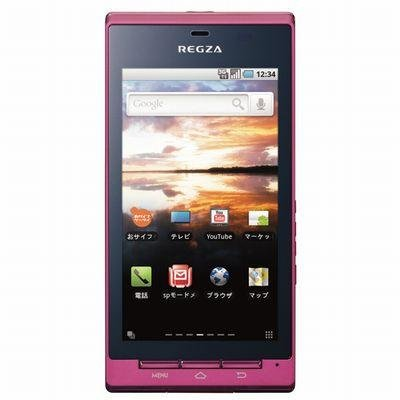 REGZA Phone(T-01C)docomo