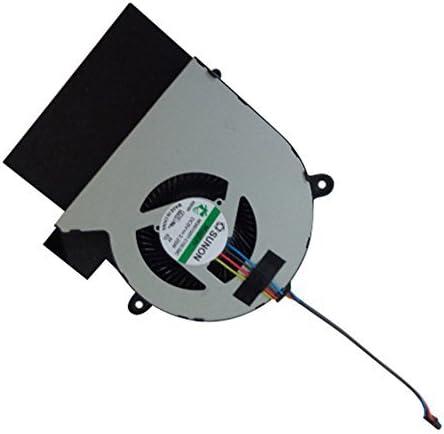 iiFix New CPU Cooling Fan Cooler For HP Pavilion DM4-3000 DM4-3024TX dm4-3052nr dm4-3055dx dm4-3013cl dm4-3007xx dm4-3050us dm4-3056nr DM4-3024TX DM4-3025TX dm4-3070ca dm4-3090se