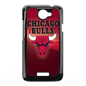 Lovely Chicago Bulls Phone Case For HTC One X M55510