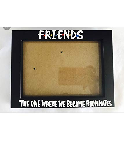 Friends Frame The one where we became roommates Roommate Gift