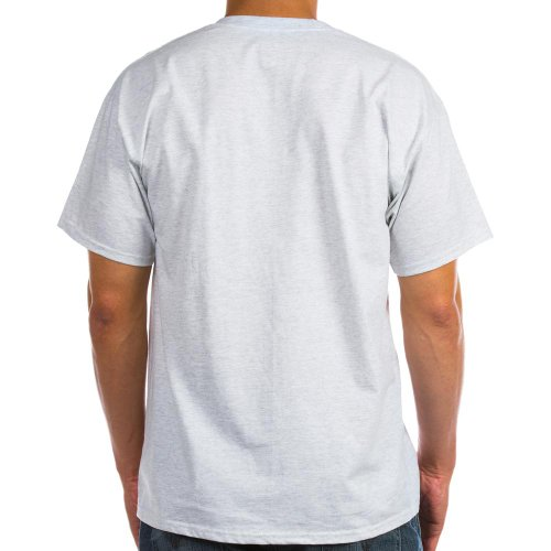 CafePress Anarchy in the UK Light T-Shirt - L Ash Grey