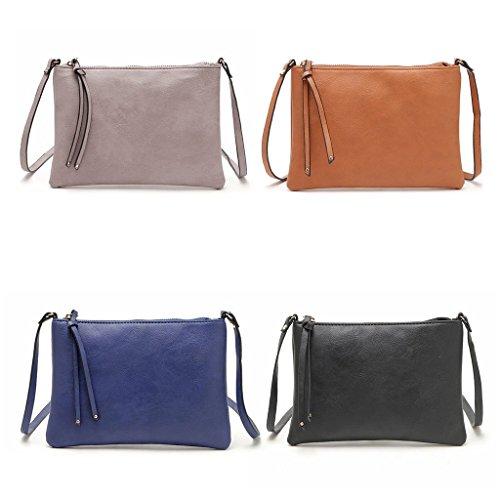 JAGENIE Women Purse Tote Bag Beige Shoulder Fashion Ladies Travel Beige Crossbody Handbag Messenger ArndqRwA4f