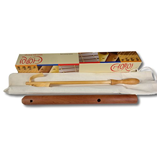 Choroi Wooden Interval Flute d