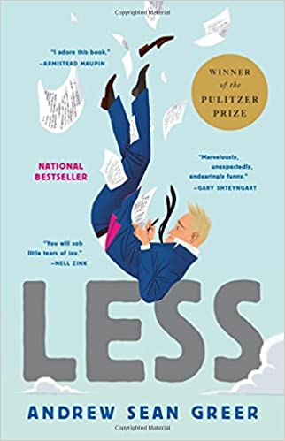 Less. A Novel por Andrew Sean Greer