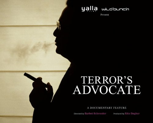 Terror's Advocate Movie Poster (30 x 40 Inches - 77cm x 102cm) (2007) UK -(Jacques Vergès)(Klaus Barbie)(Bassam Abu Sharif)(Abderrahmane Benhamida)