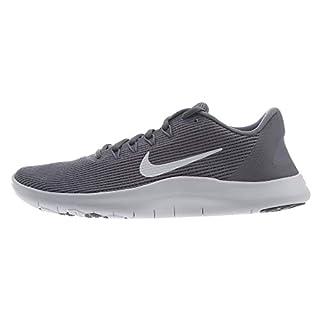 Nike Women's Flex RN 2018 Running Shoe (7.5, Cool Grey/Cool White)