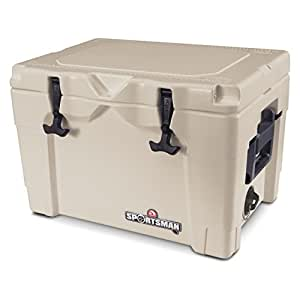 Igloo Products 00045892 Sportsman Cooler, Tan, 40 quart