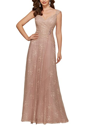 Dress Lace Crystals Wedding As Angelstormy Long Picture Soft Portrait Party Women's Pleated YF7Fqxz