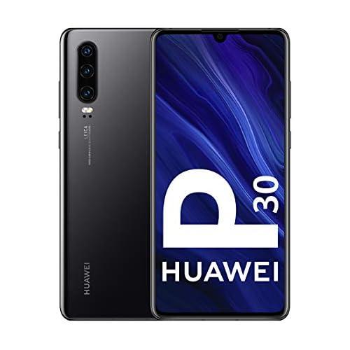 chollos oferta descuentos barato Huawei P30 Smartphone de 6 1 Kirin 980 Octa Core de 2 6GHz RAM de 6 GB Memoria interna de 128 GB cámara de 40 MP Android Color Negro Versión española