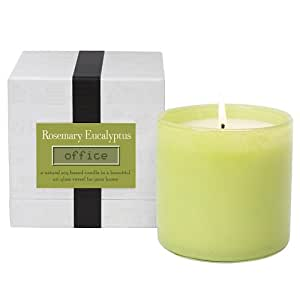 LAFCO House & Home Candle, Office - Rosemary Eucalyptus 16 oz