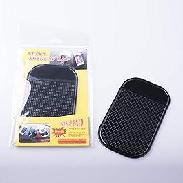 New Powerful Car Silica Gel Magic Sticky Pad Anti-Slip Non Slip Mat for Phone