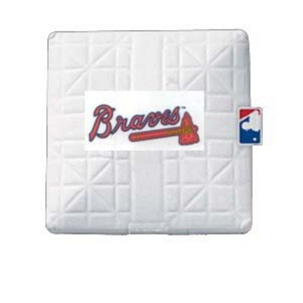 Schutt Atlanta Braves Licensed Jack Corbett Base from (Jack Corbett Base)