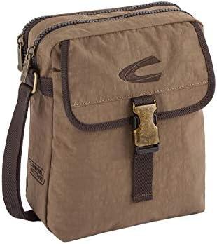 camel active Umhängetasche; B00 Journey Messenger Bag, 26 cm, Brown (Sand)
