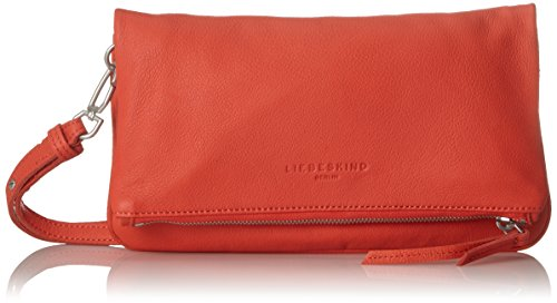 Leather Hibiscus Berlin Aloef8 Women's Liebeskind Crossbody Red pYaZwtqnt